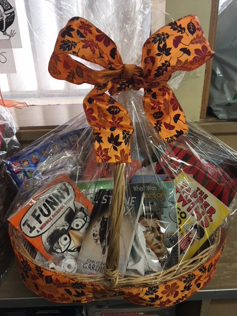 reading raffle basket 11 items u2013 stone fox by john reynolds gardiner u2013 my life as a gamer by janet tashjian u2013 the last kids on earth by max brallier and